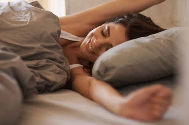 Zdrowy sen w tracie upałów