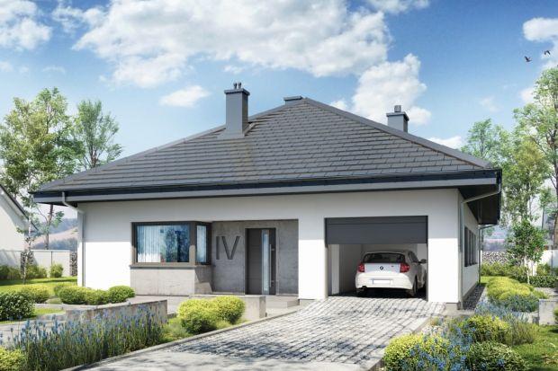 Zobacz projekt domu parterowego o powierzchni 118 m kw.