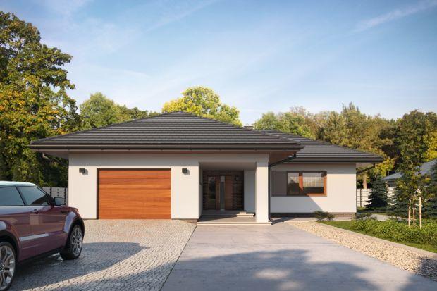 Nika 4 to projekt parterowego domu jednorodzinnego odpowiadający optymalnym potrzebom 4-osobowej rodziny. Dzięki ustawnej i ergonomicznie rozplanowanej przestrzeni, z wyraźnym podziałem na strefy, jest wygodny i funkcjonalny w użytkowaniu.