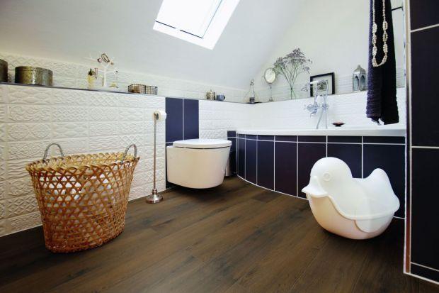 Panele w kuchni i łazience