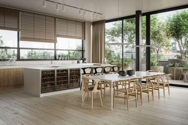 Wnętrza inspirowane Japonią