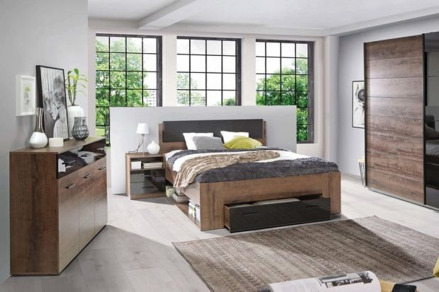 Pomysł na funkcjonalną sypialnię