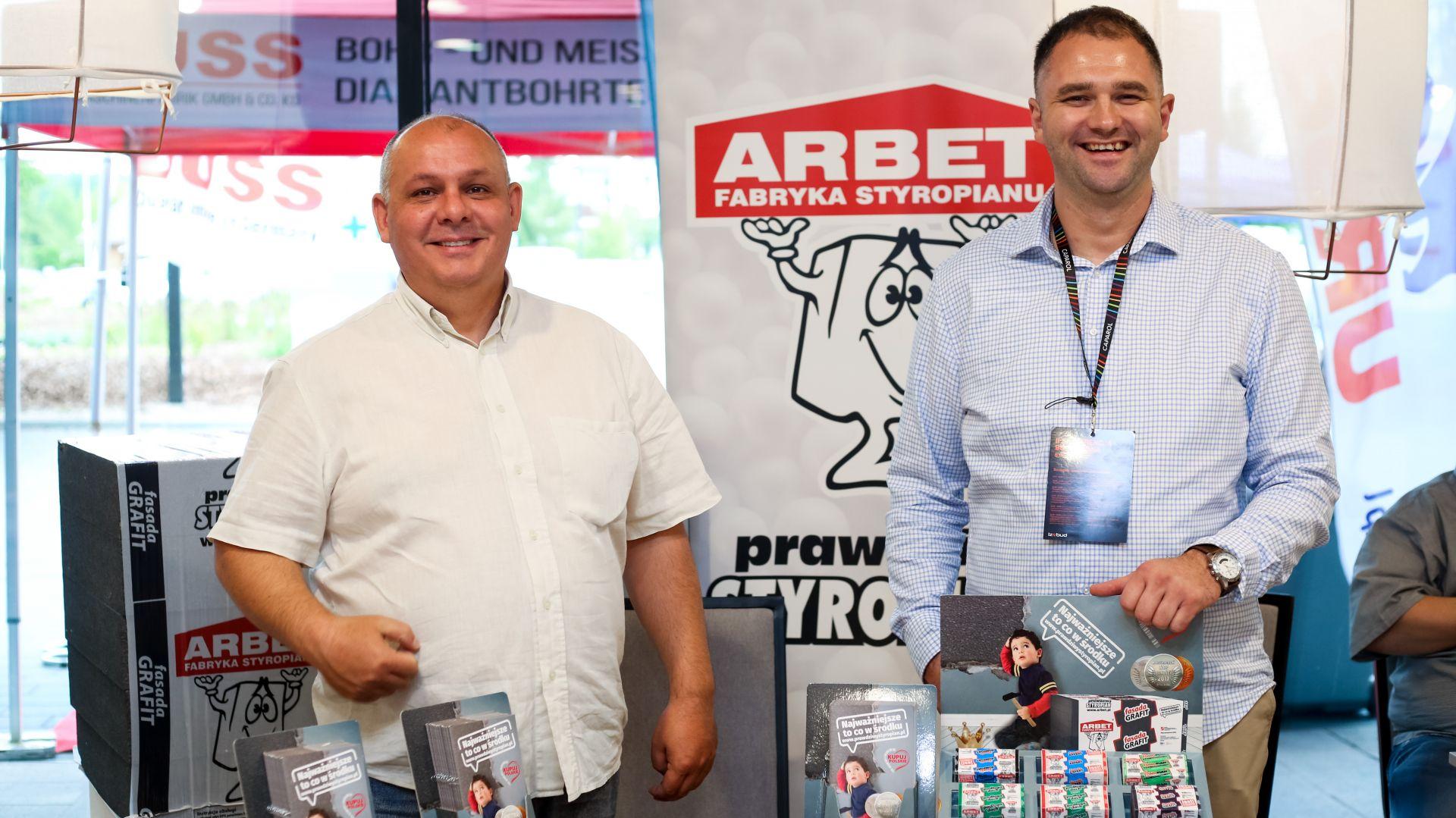 FS ARBET uczestniczy w wydarzeniach takich jak targi czy konferencje, zdobywają tym samym nowe możliwości szerzenia wiedzy również o Programie