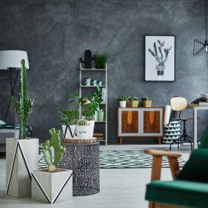 Małe mieszkanie to duże pole do popisu dla naszej kreatywności i pomysłowości. Fot. 123rf