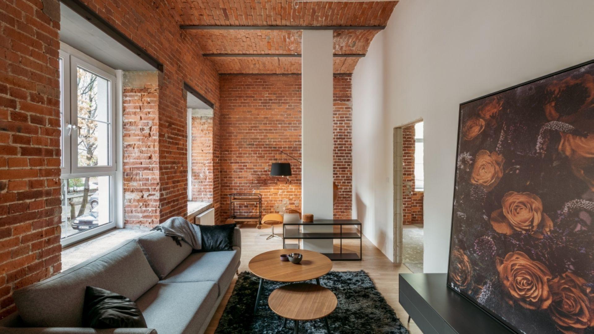 Mieszkania w zrewitalizowanych pofabrycznych budynkach są alternatywą dla przestronnych i wysokich mieszkań w kamienicach. Fot. Nowa Papiernia
