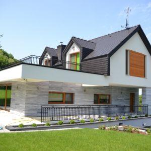 Kształt dachu powinien zależeć nie tyle od panującej mody, co od regionu, w którym budujemy nasz dom. Fot. Galeco