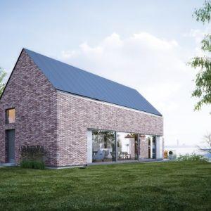 Inwestorzy coraz częściej stawiają na budynki minimalistyczne, które wymagają dopasowanych do nich równie nieskomplikowanych w swojej estetyce komponentów. Fot. Galeco