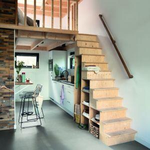 Mała przestrzeń mieszkalna może być luksusowa. Fot. Quck-Step
