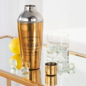 Shaker do koktajli Genuine gold. Fot. Dekoria.pl