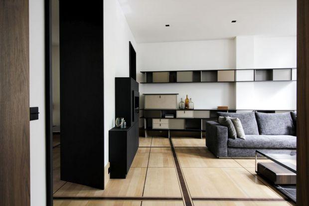 Paryski apartment z przestronną garderobą
