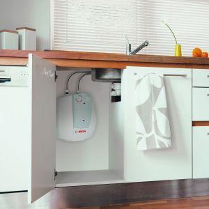 Konsument wybierając konkretny model ogrzewacza przepływowego, powinien porównać  minimalne ciśnienie wymagane przez urządzenie z najniższym ciśnieniem w swojej domowej instalacji. Fot. Bosch Termotechnika