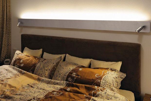Sposób na oświetlenie sypialni