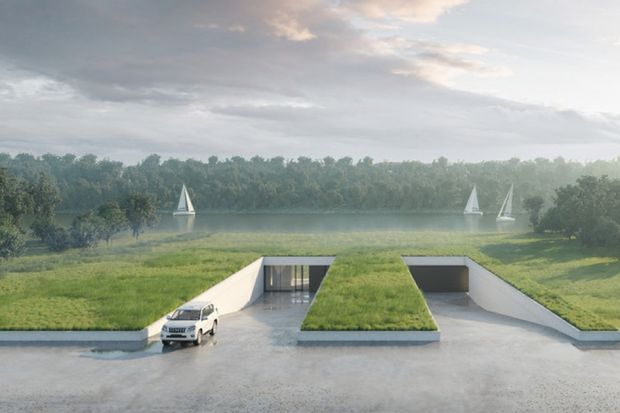 Przedstawiamy 10 nowoczesnych, ciekawych architektonicznie domów, które w ostatnich latachzbudowano w Polsce.