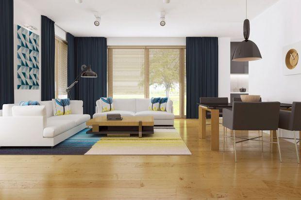 Urządzenie małego domu nie jest proste. Łatwo popełnić błąd aranżacyjny, który zmniejszy komfort mieszkania. Dlatego warto zobaczyć jak małe wnętrza urządzają specjaliści. Oto przykład jednego z małych, parterowych domów.