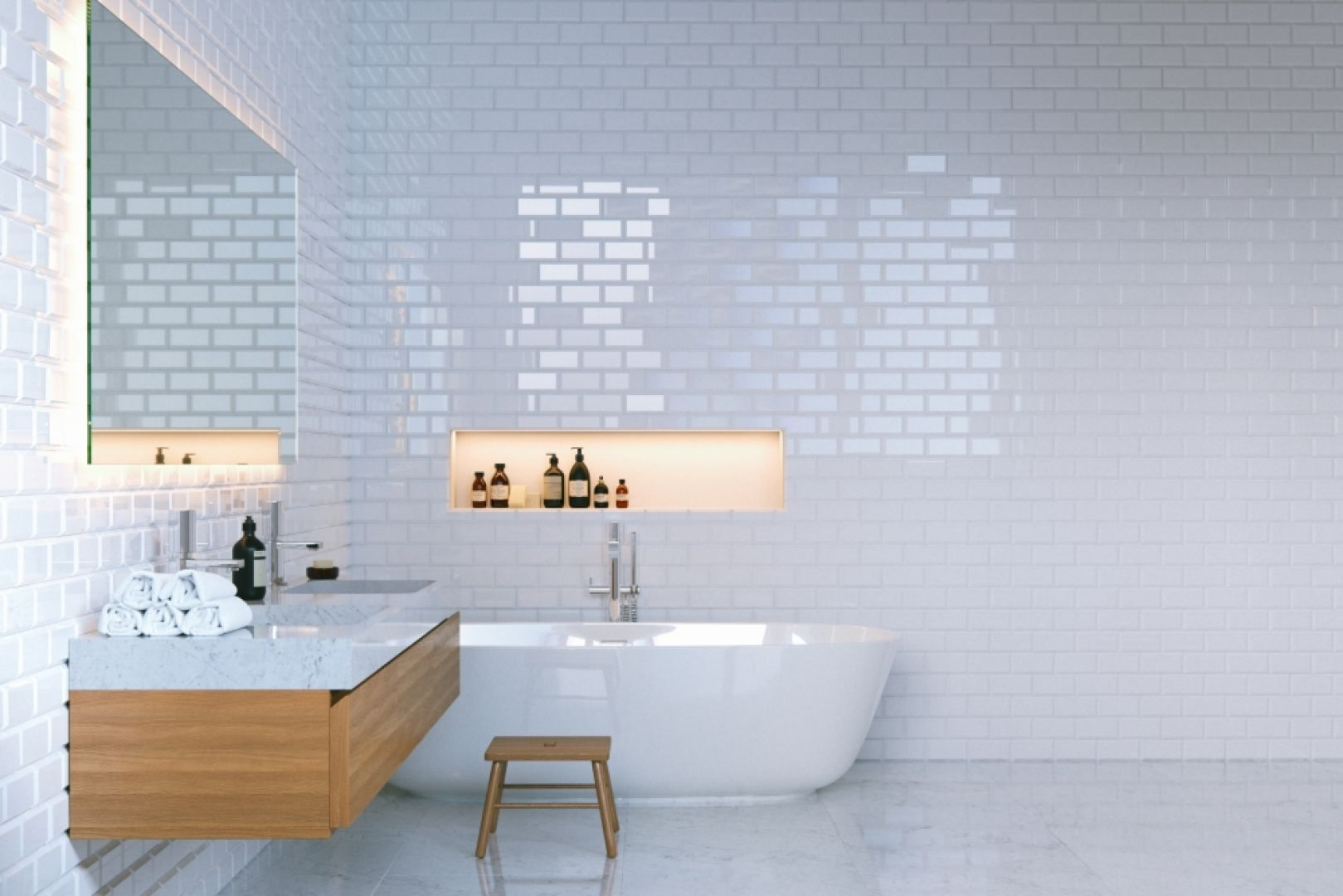 Postaw na łatwe w utrzymaniu i trwałe materiały wykończeniowe. Fot. 123rf.com