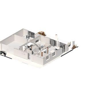 Model 1. Fot. Studio BB Architekci