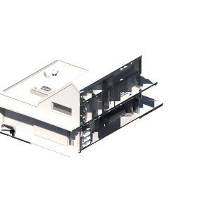 Model 2. Fot. Studio BB Architekci