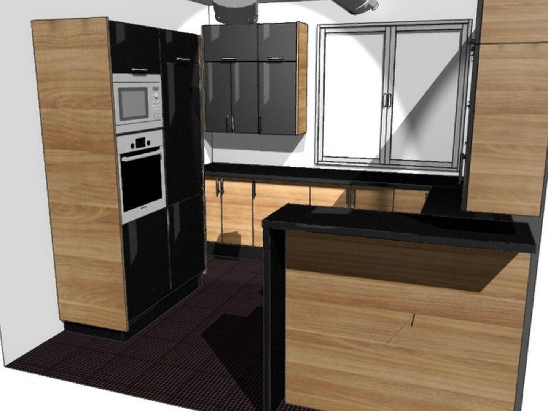 Kuchnie modułowe najczęściej wybierają ludzie ceniący sobie komfort zakupów i szybką realizację zamówienia. Fot. RsDesign