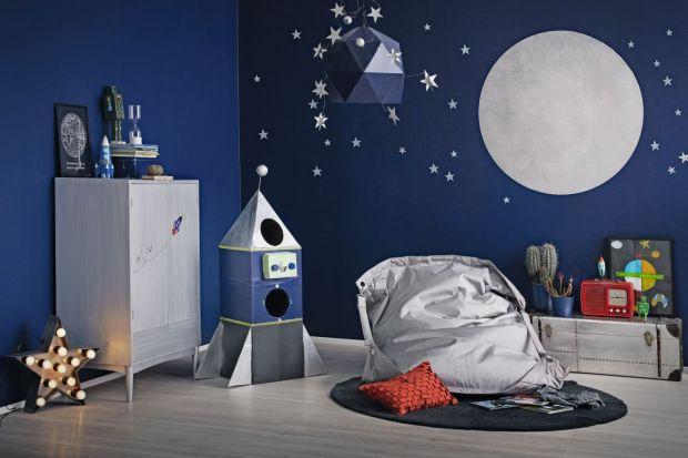 Pokój dziecka urządzony z fantazją