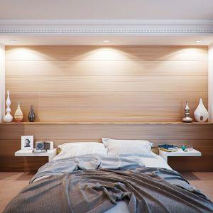 Łóżko to centralny mebel każdej sypialni, warto więc poświęcić mu nieco więcej uwagi. Fot. CH Fasty