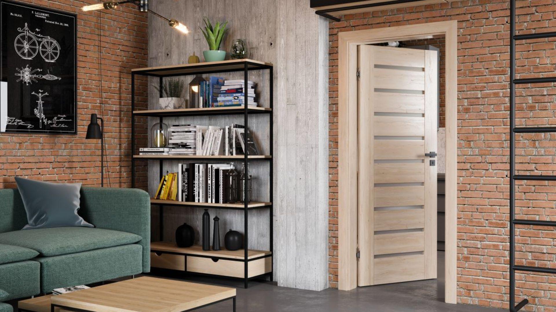 Drzwi Porta Koncept. Fot. Porta