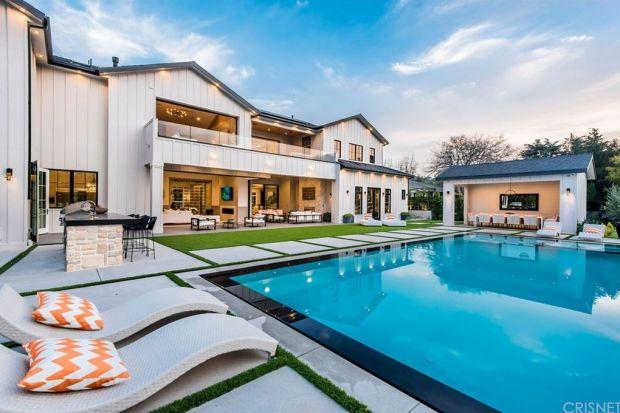 Piękny, nowoczesny dom za 8 milionów dolarów