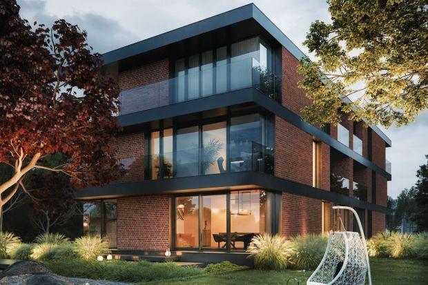 Dom Czerwony - połączenie nowoczesności z tradycją