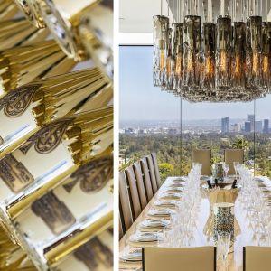 Szampan i miejsce, w którym z rozkoszą można go spróbować. Fot. Bruce Makowsky / BAM Luxury Development