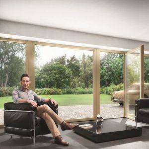 Dobrej jakości okna i drzwi pozwalają zachować wartość rynkową budynku. Fot. Schüco