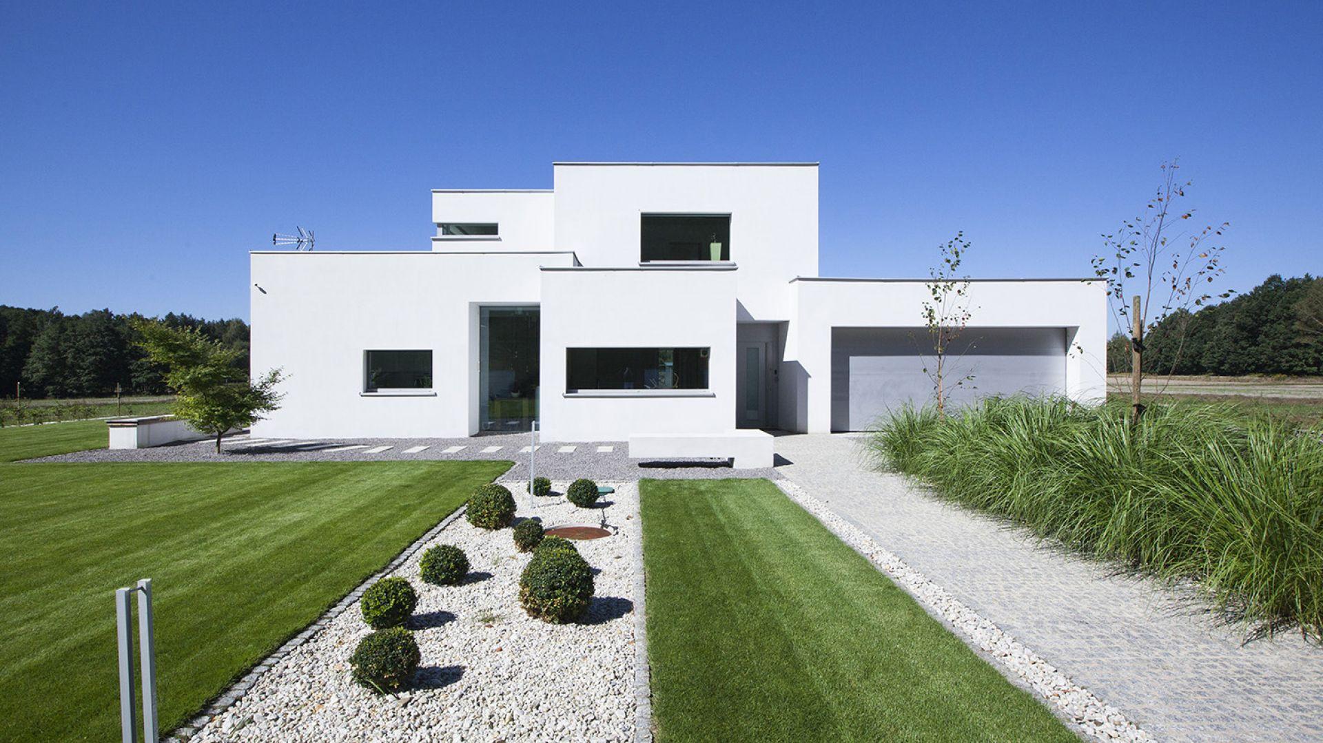 Budynek jest bardzo szczelny, jak wszystkie domy pasywne. Fot. BXBstudio Bogusław Barnaś
