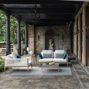 Bogata kolekcja, składająca się z kilku linii pozwoli na zaaranżowanie tarasu w stylu południowowłoskim. Fot. Archidzieło