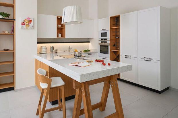 Wybór blatu do małej kuchni
