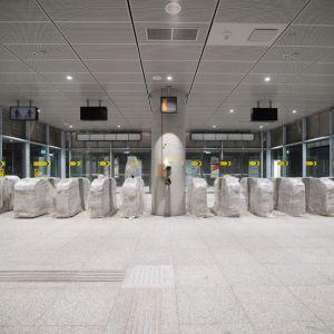 Stacja metra warszawskiego. Fot. Metro Warszawskie