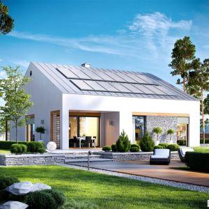Projekt domu Ralf II G1 Energo Plus. Fot. Archipelag