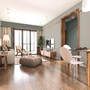 Nawet z pozoru zwyczajne pomieszczenia, poprzez zastosowanie odpowiednich rozwiązań, zyskają ekscytujący wymiar. Fot. Magnat