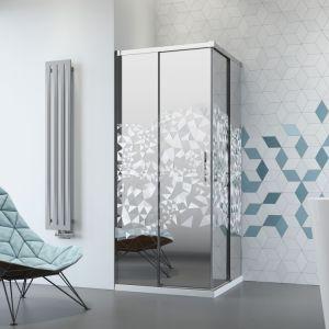 Wygrawerowany motyw sprawi, że model będzie unikatową ozdobą waszej łazienki. Fot. Radaway
