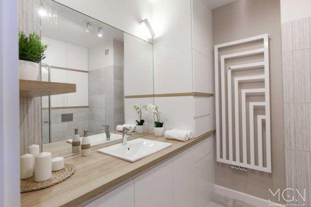 Schowki w łazience. Zobacz kilka praktycznych pomysłów