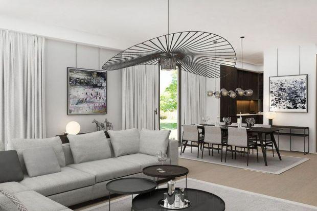 Zobacz nowoczesne wnętrza domu pod Warszawą