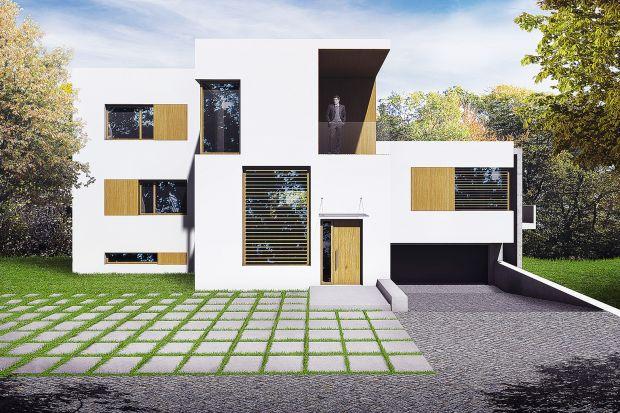 Zobacz jak zmodernizowano dom typu kostka