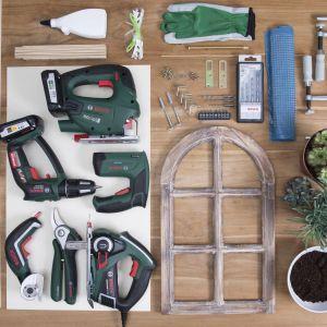 Materiały i narzędzia. Fot. Bosch