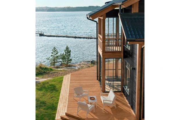 Sprawdź, jak zabezpieczyć drewno na zewnątrz domu