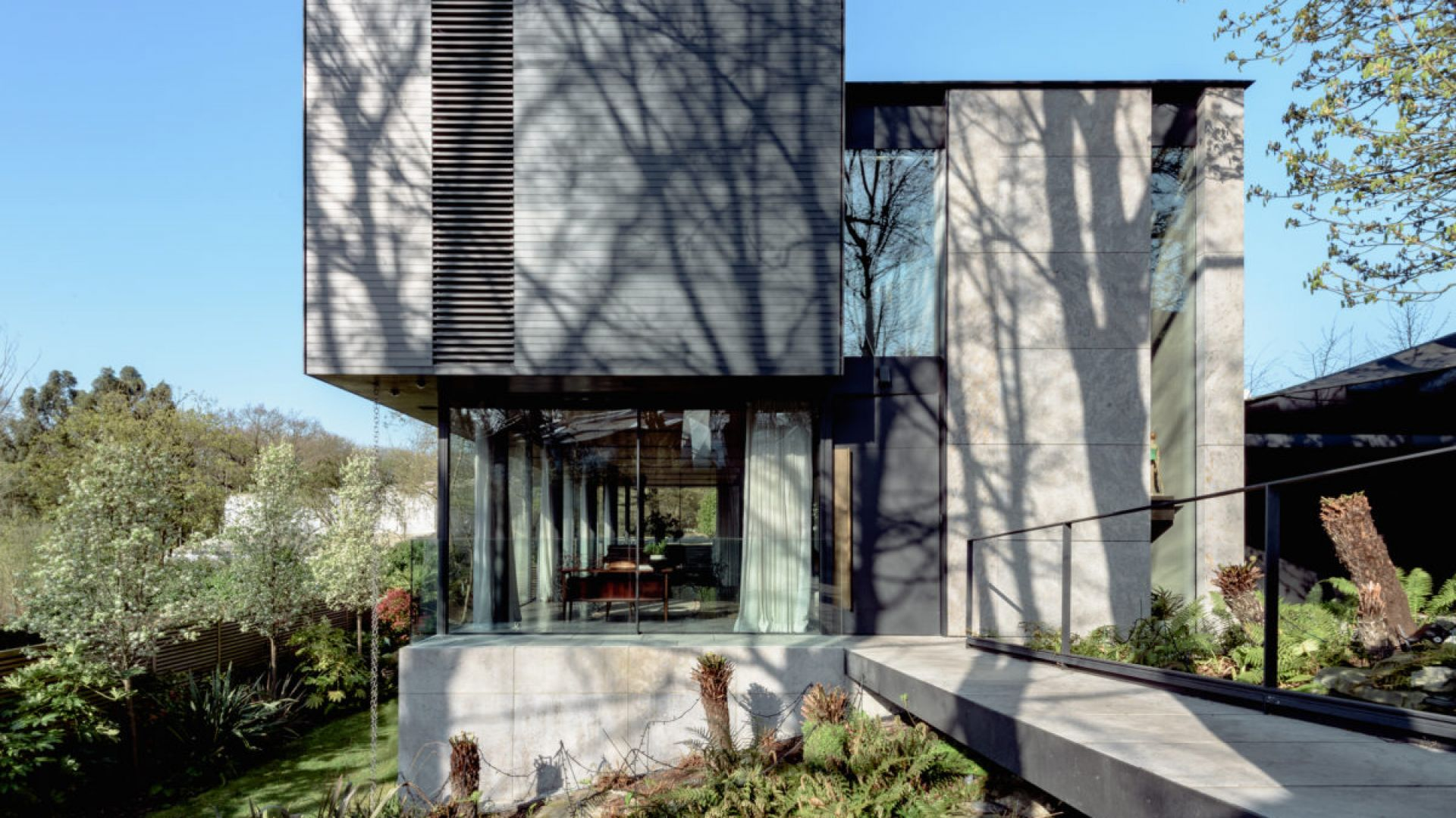 Wartość rynkową domu Fitzroy określono na 9.950.000 funtów. Fot. The Modern House