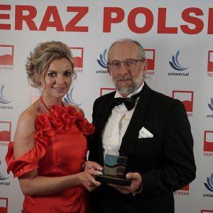W konkursie Teraz Polska firma Uniwersal Sp. z o.o. z Katowic została wyróżniona tym Polskim Godłem Promocyjnym za hybrydowy wentylator dachowy MAG-200. Fot. Uniwersal