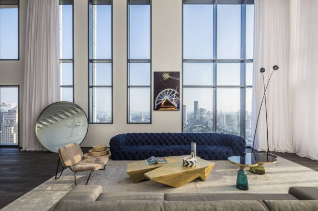 Piękny, nowoczesny apartament z panoramą na Tel Aviv