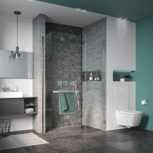 Systemy instalacyjne, chociaż niewidoczne, są niezbędnym elementem wyposażenia łazienki. Fot. TECE