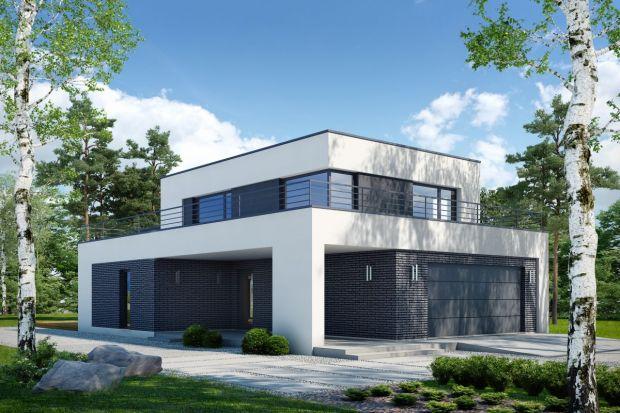 Projekt Optymalny D37 powstał z myślą o nowoczesnej rodzinie, oczekującej komfortu mieszkania, w optymalnie skrojonym układzie funkcjonalnym.