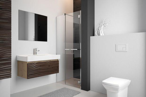 Kabina prysznicowa w małej łazience. Na co zwrócić uwagę?
