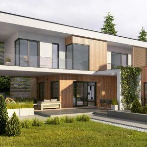 Urządzając dom w stylu minimalistycznym warto zwrócić szczególną uwagę na okna. Fot. Vetrex