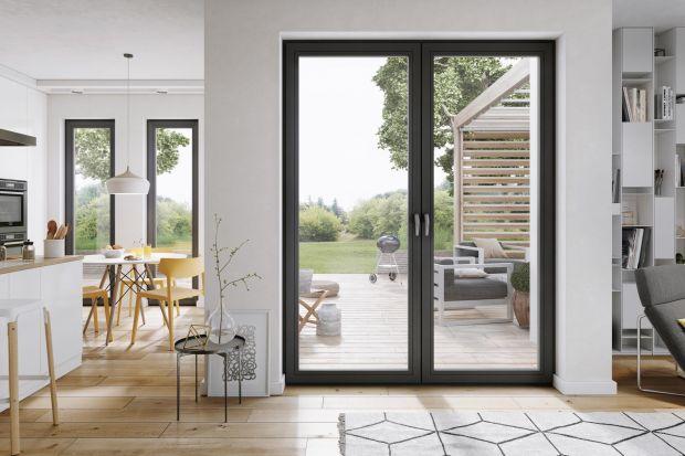 Styl minimalistyczny - jakie okna?