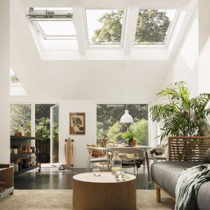 Już od kilku lat wzrasta zapotrzebowanie na energooszczędne i ekologiczne rozwiązania w budownictwie mieszkaniowym. Fot. Velux